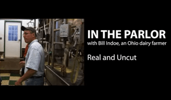 Inside a Dairy Parlor: Real and Uncut