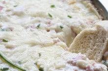Hot Ham and Swiss Dip