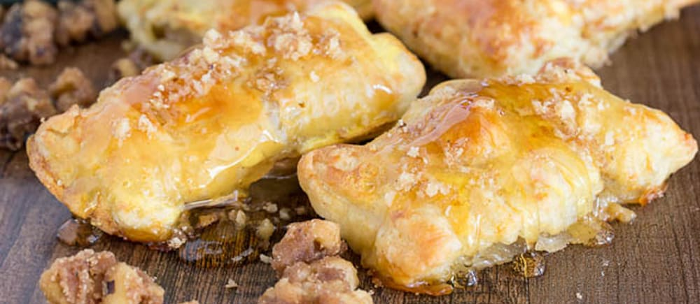 brie bites with candied walnuts2