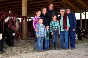 Meet Joe Shockey, West Virginia Dairy Farmer