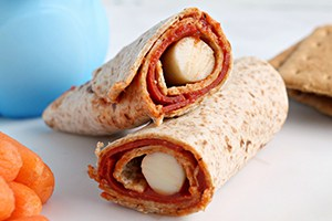 Lunchbox Pizza Rollups
