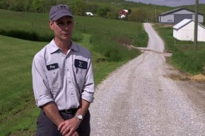West Virginia Dairy Farmer Perspective: Are the GMOs on Milk?