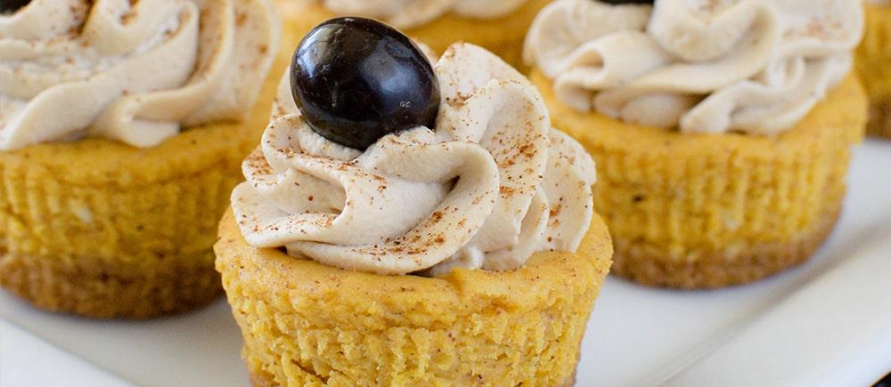 pumpkin-spice-latte-cheesecake-bites