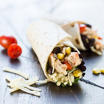 Photo of Southwest Chicken Wrap