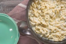 One-Pot Mac & Cheese bc Food Network