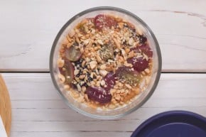 Perfect Overnight Oats Three Ways by Food Network