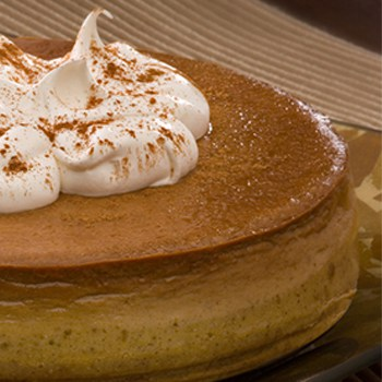 Photo of Chai Pumpkin Cheesecake