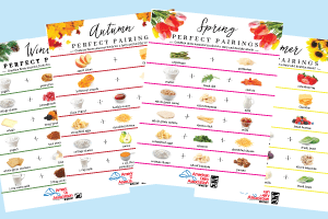 Perfect Pairings: Seasonal Snacking Guide