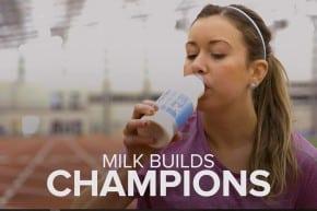 Milk Builds Champions