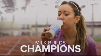 Milk Builds Champions
