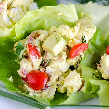 Photo of Cobb Egg Salad