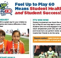 FUTP60 Means Student Health and Success