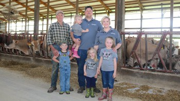 Meet the Herrons, Ohio Dairy Farmers