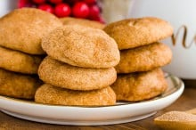 cream cheese snickerdoodle