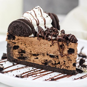 Photo of No-Bake Chocolate Oreo Cheesecake