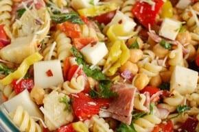 Italian Pasta Salad by A Cedar Spoon