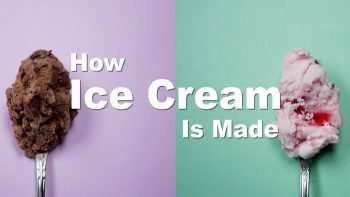 How Ice Cream is Made