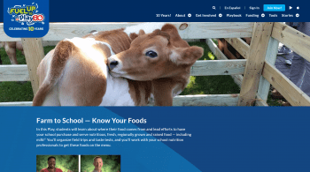 Farm to School Play: Know Your Foods