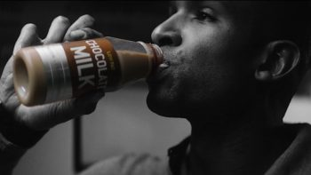 Al Horford is Built with Chocolate Milk