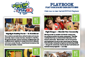 FUTP60 Playbook: Goals & Descriptions