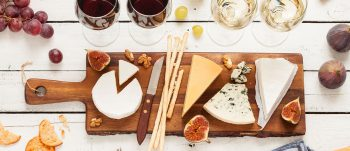 No Fuss Wine & Cheese Pairings
