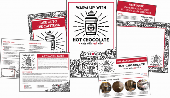 Hot Chocolate School Kit