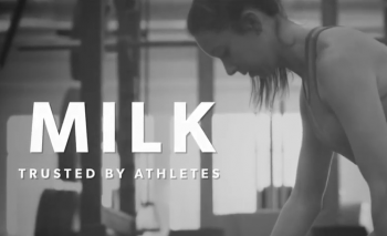 Milk: Trusted by Athletes