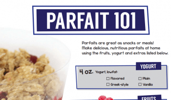 Yogurt Parfait School Kit