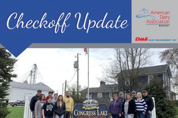 Checkoff Update & Annual Report: June 2019