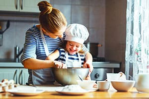 Cooking & Handling Dairy