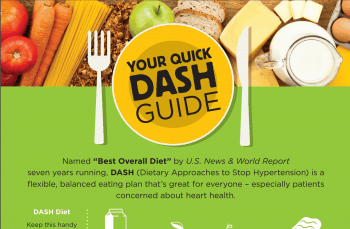 Your Quick DASH Guide