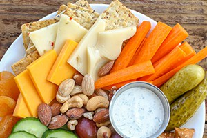 Cheese Plate Snacks