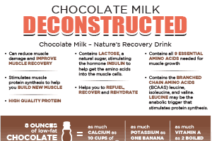 Chocolate Milk Deconstructed