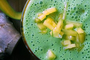 Mango Ginger Power Smoothie