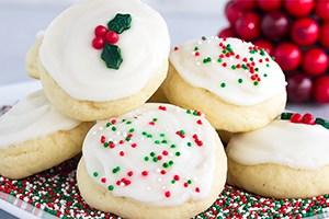 Vanilla Ricotta Cookies