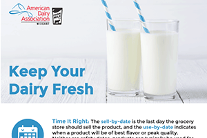 Keep Your Dairy Fresh