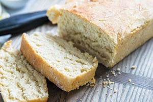 Homemade Bread with Honey