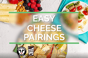 Easy Cheese Pairings