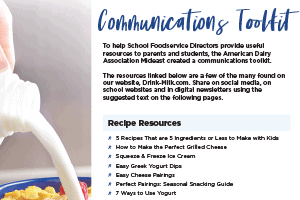 Dairy Communications Toolkit