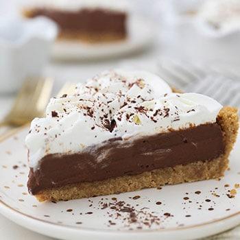 Photo of Chocolate Pudding Pie