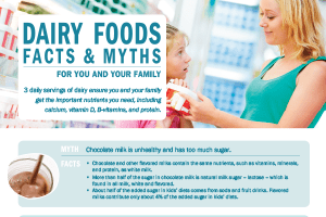 Fact Sheet: Dairy Foods