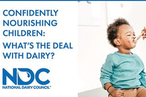 Why Dairy Is Important For Childhood Nutrition