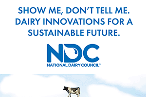 Dairy Innovations for a Sustainable Future