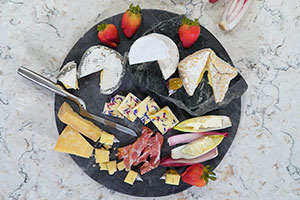How to Build an Elevated Board with Ohio Cheeses
