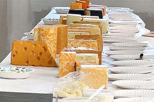 Ohio State Fair Cheese Contest