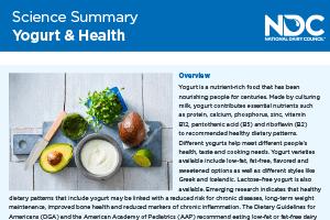 Science Summary: Yogurt & Health