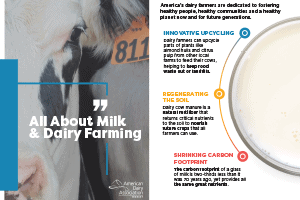 All About Milk & Dairy Farming