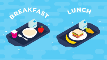School Meals at No Cost to You